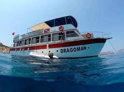 Dragoman Dalış Teknesi