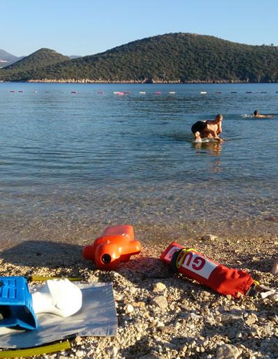 Dragoman Rettungsschwimmer Kurs