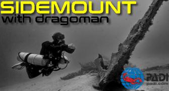 Go Sidemount with Dragoman
