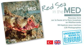Nouveau livre sur la faune et la flore invasives en Méditerranée