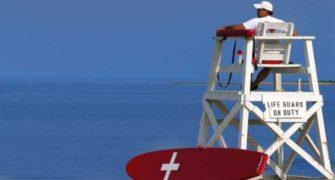 Rettungsschwimmer Kurs in Kaş