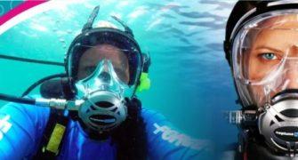 Tümleşik Dalış Maskesi ve Sualtında Konuşma Deneyimi