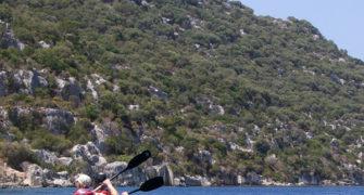 Coast of Light Sea Kayaking Tour