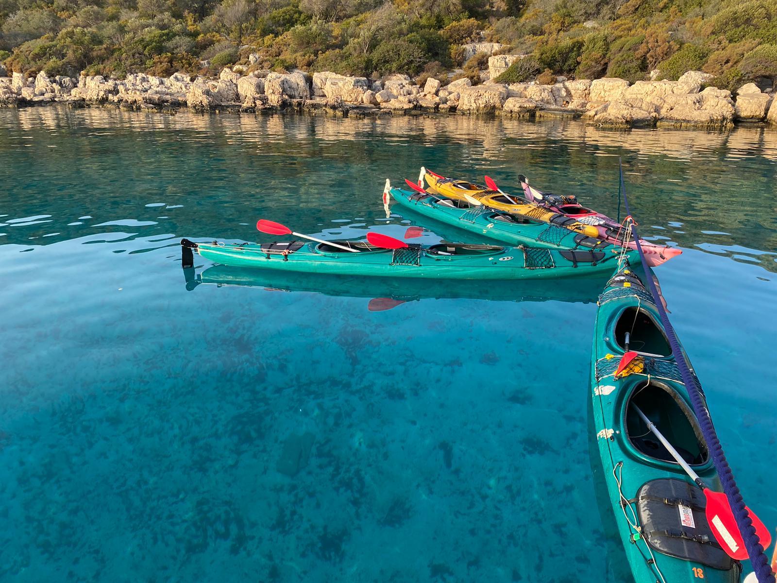 Işık Kıyısı Tekne ve Kayak Güncesi