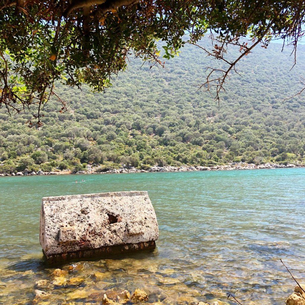 Kekova West Aperlai Deniz Kanosu Turu