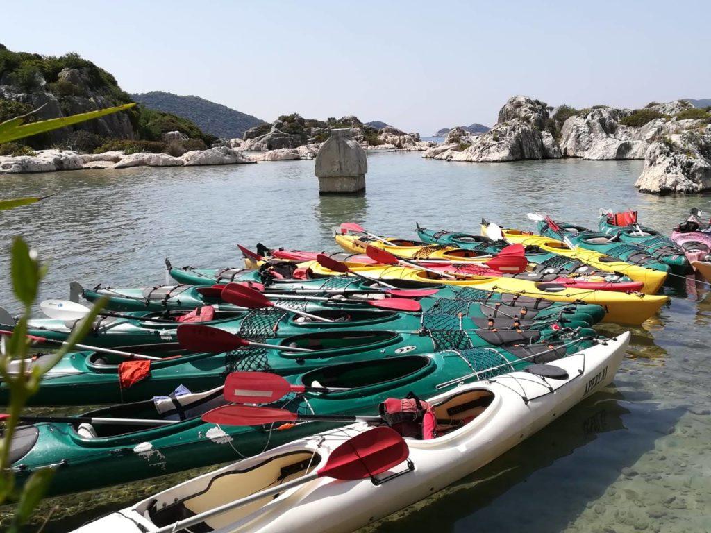 Dragoman Sea Kayak Kekova Claasic